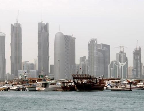 Arab countries blockading Qatar expand blacklist