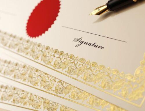 Certificate Revalidation Notice